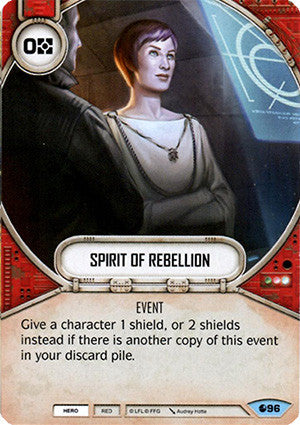 Spirit of Rebellion | The Game Haven