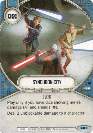 Synchronicity | The Game Haven