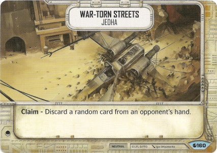 War-Torn Streets - Jedha | Game Haven