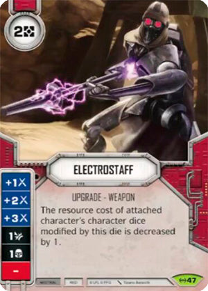 Electrostaff | The Game Haven
