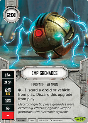 EMP Grenades | Game Haven