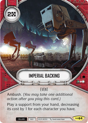 Imperial Backing