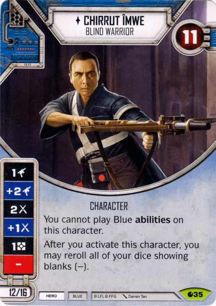 Chirrut Îmwe - Blind Warrior | Game Haven