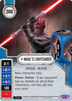 Maul's Lightsaber | Game Haven