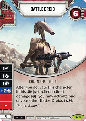 Battle Droid | Game Haven