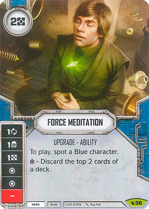 Force Meditation | Game Haven