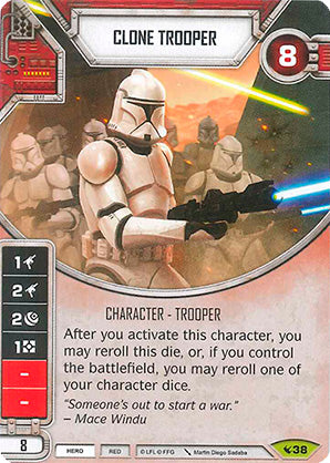 Clone Trooper | Game Haven