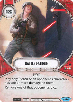 Battle Fatigue | Game Haven