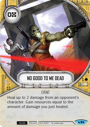 No Good to Me Dead | Game Haven