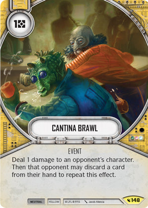 Cantina Brawl | Game Haven
