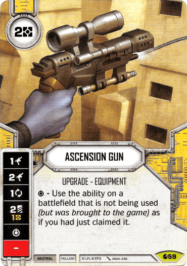 Ascension Gun