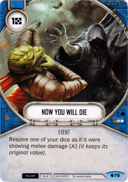 Now You Will Die | Game Haven
