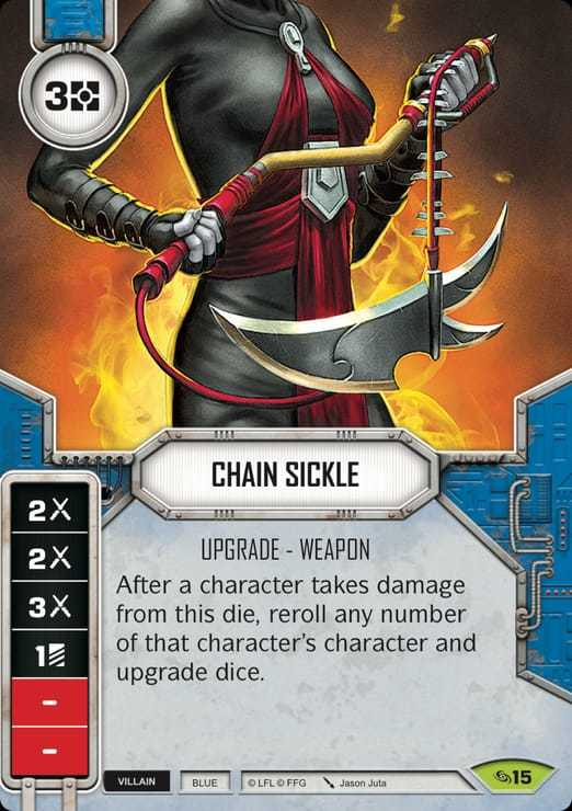 Chain Sickle | Game Haven