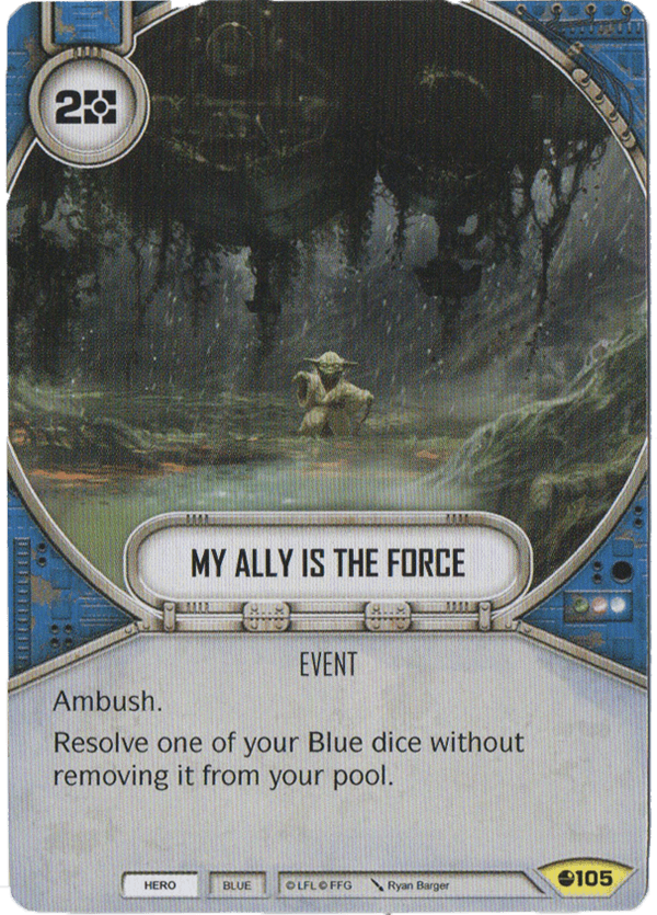 My Ally Is The Force | Game Haven