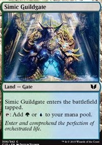 Simic Guildgate [Commander 2015] | Game Haven
