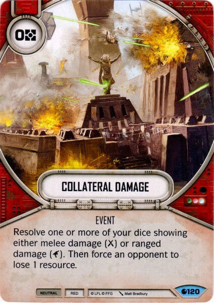 Collateral Damage | Game Haven