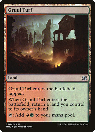 Gruul Turf [Modern Masters 2015] | Game Haven