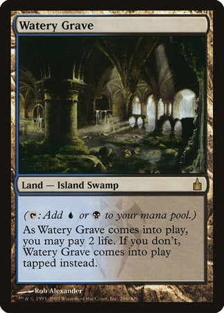 Watery Grave [Ravnica: City of Guilds] | Game Haven