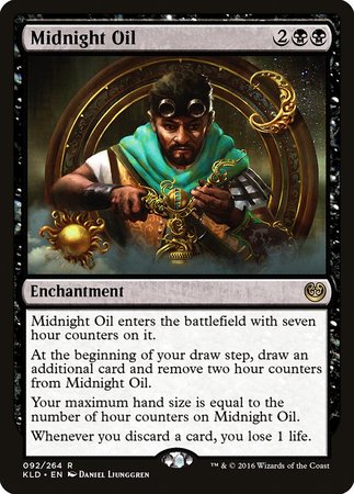 Midnight Oil [Kaladesh] | Game Haven