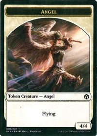 Angel Token (001) [Iconic Masters Tokens] | Game Haven