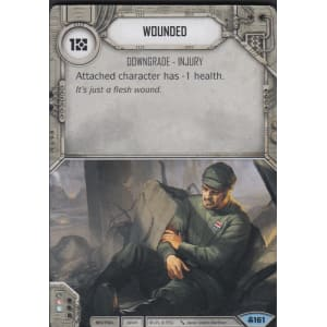 Wounded | Game Haven