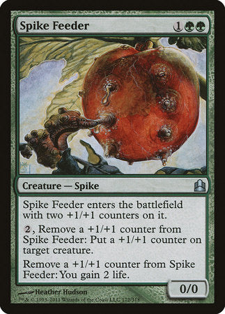 Spike Feeder [Commander 2011] | Game Haven
