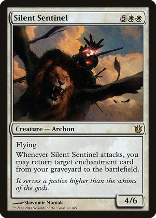 Silent Sentinel [Born of the Gods] | Game Haven