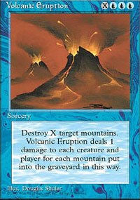 Volcanic Eruption [Fourth Edition] | Game Haven