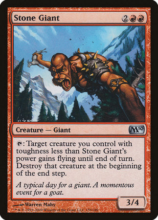Stone Giant [Magic 2010] | Game Haven