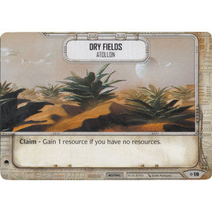 Dry Fields | The Game Haven