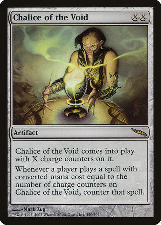 Chalice of the Void [Mirrodin] | Game Haven