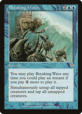 Breaking Wave [Invasion] | Game Haven