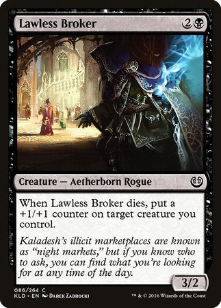 Lawless Broker [Kaladesh] | Game Haven