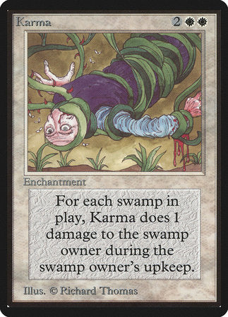 Karma [Limited Edition Beta] | Game Haven