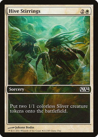 Hive Stirrings [Magic 2014 Promos] | Game Haven