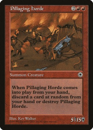 Pillaging Horde [Portal] | Game Haven