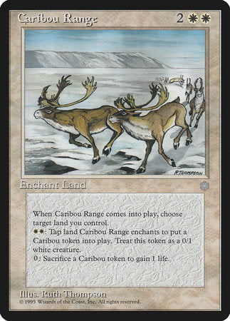 Caribou Range [Ice Age] | Game Haven