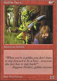 Goblin Hero [Fifth Edition] | Game Haven