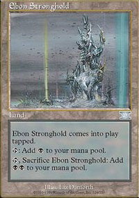 Ebon Stronghold [Classic Sixth Edition] | Game Haven