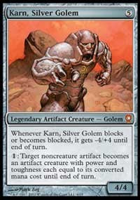 Karn, Silver Golem [From the Vault: Relics] | Game Haven