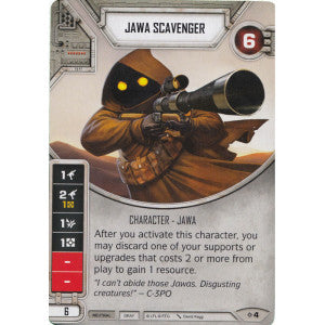 Jawa Scavenger | The Game Haven