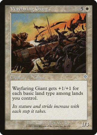 Wayfaring Giant [Invasion] | Game Haven