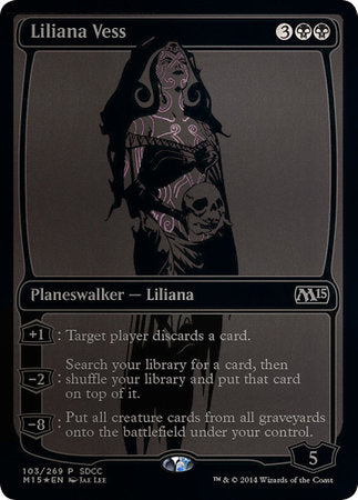 Liliana Vess SDCC 2014 EXCLUSIVE [San Diego Comic-Con 2014] | The Game Haven