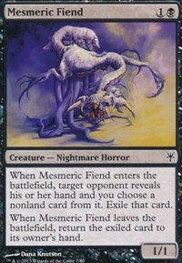 Mesmeric Fiend [Duel Decks: Sorin vs. Tibalt] | Game Haven