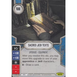 Sacred Jedi Texts | The Game Haven