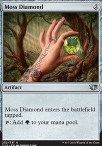 Moss Diamond [Commander 2014] | Game Haven