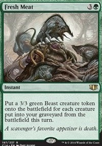 Fresh Meat [Commander 2014] | Game Haven