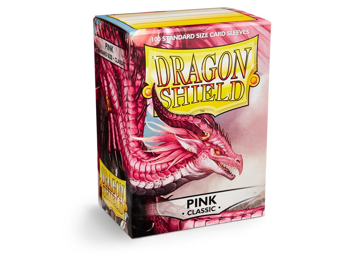 Dragon Shield: Classic Sleeves Pink | Game Haven