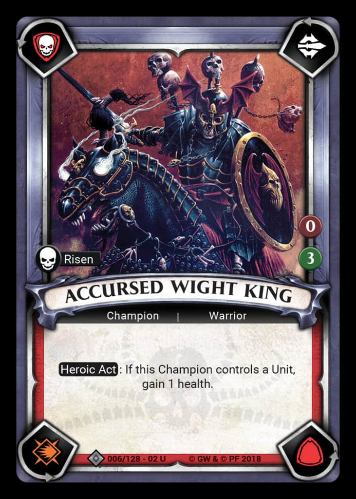 Accursed Wight King