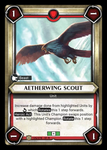 Aetherwing Scout